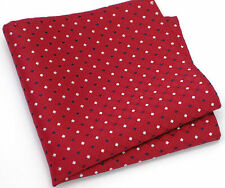 FREE U.S. SHIPPING Stanford Collection 100% Silk Pocket Square, Great Colors