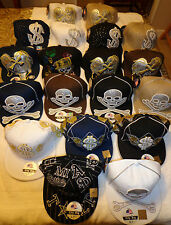 New City Big fitted hats assorted styles and sizes S-7,M-7 1/4 ,L-7 1/2,XL-7 3/4