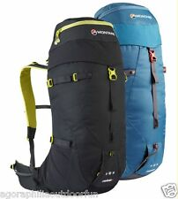 MONTANE MEDUSA 32 LITRE RUCKSACK: Climbers Backpack with Compression Straps.....