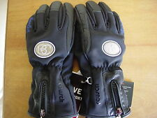 Reusch Powerline Beaver Creek Stormbloxx Ski Winter Gloves Leather Palm 2799128