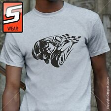 CAR RACING T-SHIRT DCTS005