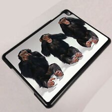 Cover for iPad Mini Funny Cute Monkey Evil Quirky Animal Ape Cool Case m1024