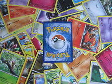 POKEMON TRADING CARD GAME - LOTS OF 40 100 OR 250 CARDS / NO DUPLICATES / MINT