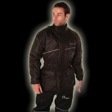 100% RAIN WIND WATERPROOF MOTORCYCLE DISABILITY SCOOTER PULLOVER JACKET SUIT N/T