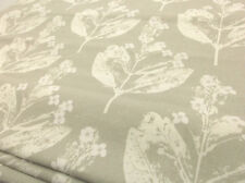 Laura Ashley Chiltern Print Fabric Roman Blind Made to Measure Natural Floral