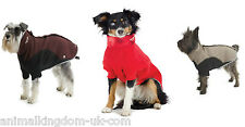 Ancol Muddy Paws Xtra Warmth Polar Fleece Dog Coat All Sizes & Colours