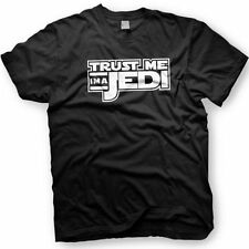 Trust Me I'm a Jedi - Star Wars T-shirt - Funny Tshirt Avail. in multiple colors
