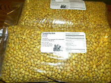 Roasted Soy Nuts (Soy Beans) No salt, salted, and Honey Roasted