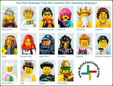 LEGO® 8831 Minifigure Series 7 YOU PICK character SAME DAY ship