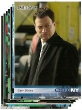 CSI: NY Cards BUY ONE CARD get NINE FREE! -Your Choice!  Series 1: Cards 50-72