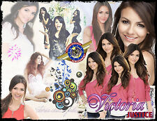 """Victoria Justice """" Rock Star """" Personalized T-shirts"""