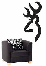Deer Browning Vinyl Wall / Car Decal Sticker, BIG or SMALL, Highest Quality