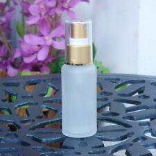 35ml Frosted Glass Bottle Atomizer Perfume Spray /20mm Free Shipping (1-12pcs)