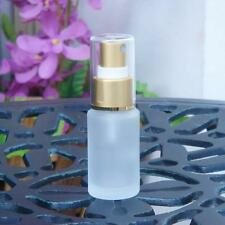 20ml Frosted Glass Bottle Atomizer Perfume Spray /20mm Free Shipping (1-12pcs)
