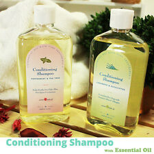 Luxury Pet Spa- Conditioning Shampoo. Peppermint and Lavender for Dogs/Cats