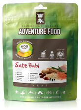 Adventure Food Ready-to-Eat Meals, survival, emergency - Satay Rice