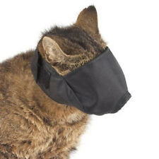 CAT MUZZLE - Small Medium or Large stop cat from biting