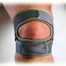 FRONT X Patella Knee Support Dislocation Stabilise Strap Neoprene Max Pain Belt