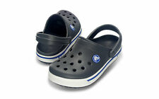 Kids Unisex Crocband 2.5 Clog - Charcoal/Sea Blue - Available in different sizes