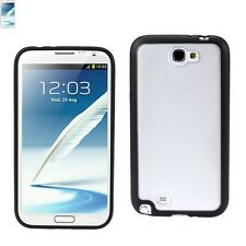 Premium PC+TPU Case For Samsung GALAXY NOTE 2/N7100 With Free Screen Protectors