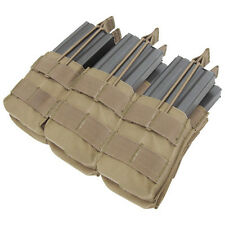 Condor MA44 Triple Stack MOLLE 5.56 Magazine Pouch ~ Holds Six 30 rd Mags ~ NIP