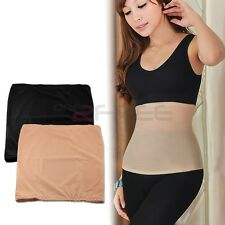 Ultra-thin Waist Cincher Slim Body Shaper Shaping Slimming Shapewear Full Size