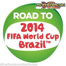 Adrenalyn XL Road to 2014 FIFA World Cup Brazil Top Master / Master card (s).