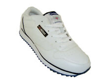 MENS ADOR CLASSIC CASUAL WHITE LACE TRAINERS SHOES SIZE UK 6 7 8 9 10 11 NEW