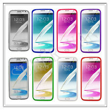 MULTI COLOUR TPU GEL CASE COVER BEST DESIGNED FOR SAMSUNG GALAXY NOTE 2 N7100