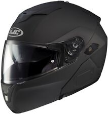 *Ships Same Day* HJC SY-MAX 3 (Matte Black) Motorcycle Helmet