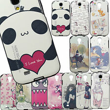 Pictorial Artificial Leather Case (G-II) For Samsung Galaxy S4 IV i9500 i9505