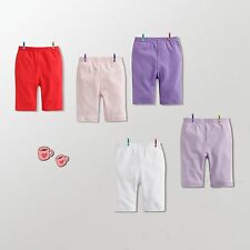 "NWT Vaenait Baby Toddler Kid Girls' 5 colors Bottoms Pants "" Knee Leggings """