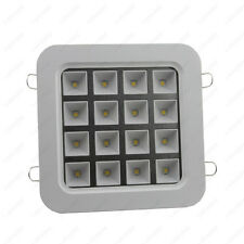 New Square Lamp LED Ceiling Down Light Kit Fixture Grille Grid Lamp Living Room