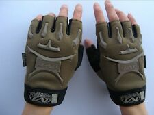 New Cycling Bike Sports Bicycle Wearable Durable Half Finger Gloves Size M/L/XL