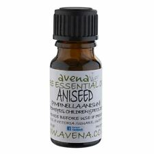 Pure Aniseed Essential Oil Headaches Nausea Asthma Colds Muscle Aches Vertigo