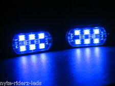 5050 SMD LEDS 6 PODS WITH SINGLE CHANNEL 4 KEY CONTROLLER WITH REMOTE ALL COLORS