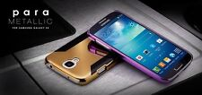 Authentic More-Thing Para Duo Metallic case for Samsung Galaxy S4, S IV, I9500