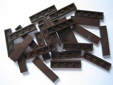 New Lego Tile 1 x 4 with Groove (Choose Your Color and Quantity 25 100) 2431