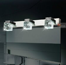 Modern Bathroom Crystal Lights Wall LED Lamps Fashion Cabinet Mirror Lighting