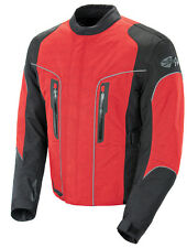 *Ships Same Day* JOE ROCKET Alter Ego 3.0 (Black/Red) Textile Jacket