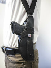 Ruger LC9, SR22 Crimson Trace | Vertical Shoulder Holster w/ Double Mag Pouch