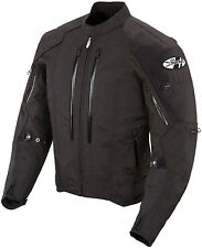 *Ships Same Day* JOE ROCKET Atomic 4.0 (Black/Black) Waterproof Textile Jacket