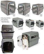 Sky Kennels International Airline Approved Travel Dog Pet Crate Carriers Crates