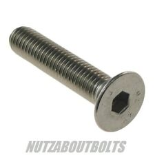 m3/4/5/6/8mm socket Allen CSK/Countersunk A2 stainless bolts/screws/setscrews
