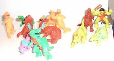 monster in my pocket Dinosaurs Scay action force figure sets toys T-Rex cave man