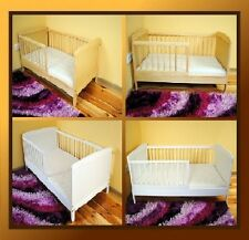 JUNIOR TODDLER BED SELECTION OF BED SIZES COLOURS AND MATTRESSES BEST PRICE
