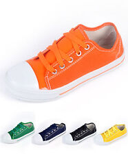 Women's All Star Solid Color Canvas Sneakers  (SH2100)
