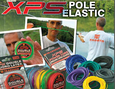 TRABUCCO XPS double core pole elastic , 3.0m  self lubricated. 3 sizes available