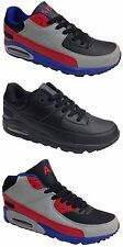 Mens Intercept Air Max Trainers Running Trainers Value Sport Gym Shoes Lace Up