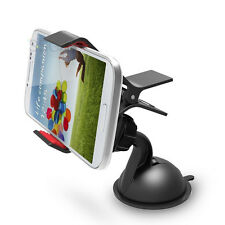 Multi-Purpose Car Clip Holder Mount Stand For HTC Nexus One X Desire Wildfire S